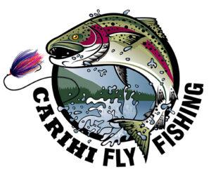 Carihi Fly Fishing logo